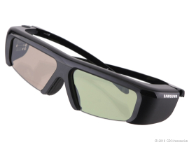 Universal 3D glasses will launch next year.