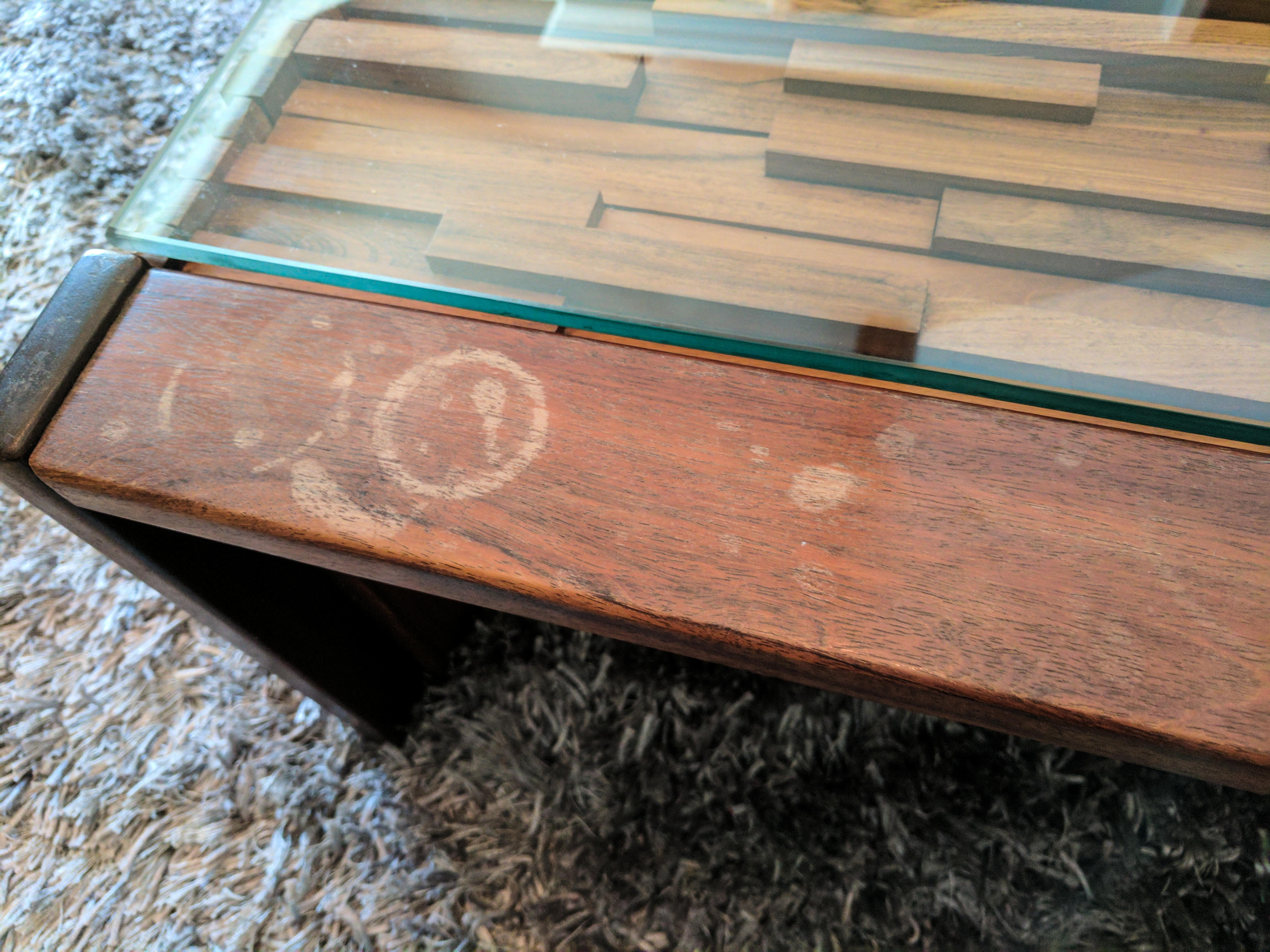 Remove Water Stains From Wood Furniture, How To Remove White Water Stains On Wood Furniture