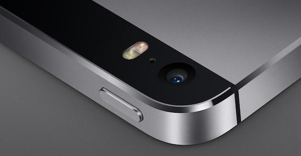 iPhone 5S camera. It has a new 8MP sensor, with bigger pixels. It also has an increased aperture of f/2.2.