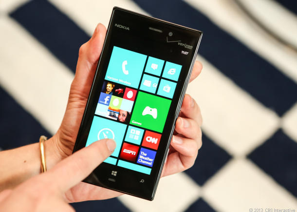 Another Lumia might be joining this Lumia 928 from Nokia.