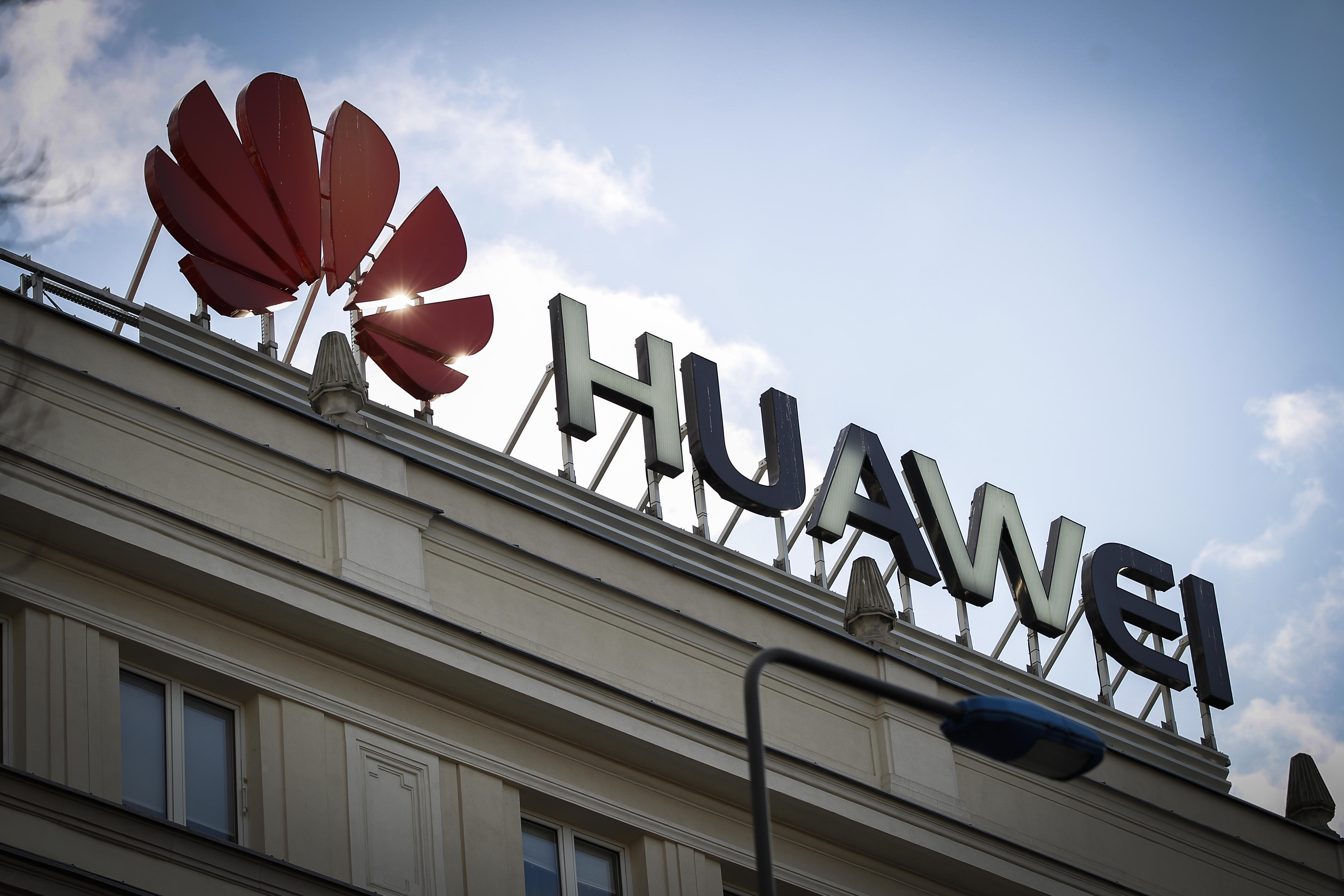 Huawei Founder Breaks Silence To Deny Spying