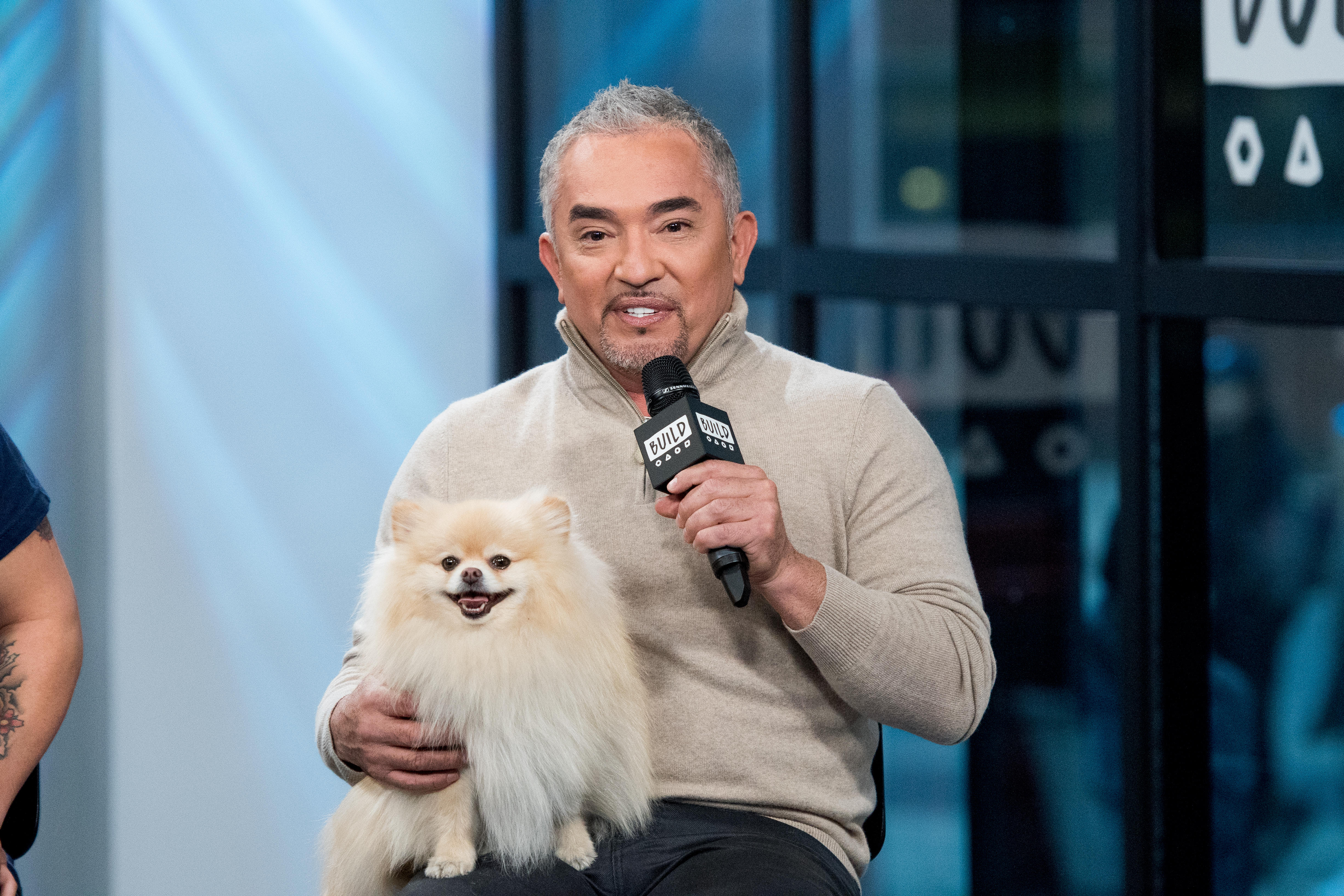 """Build Series Presents Cesar Millan and Andrew Millan Discussing """"Dog Nation"""""""