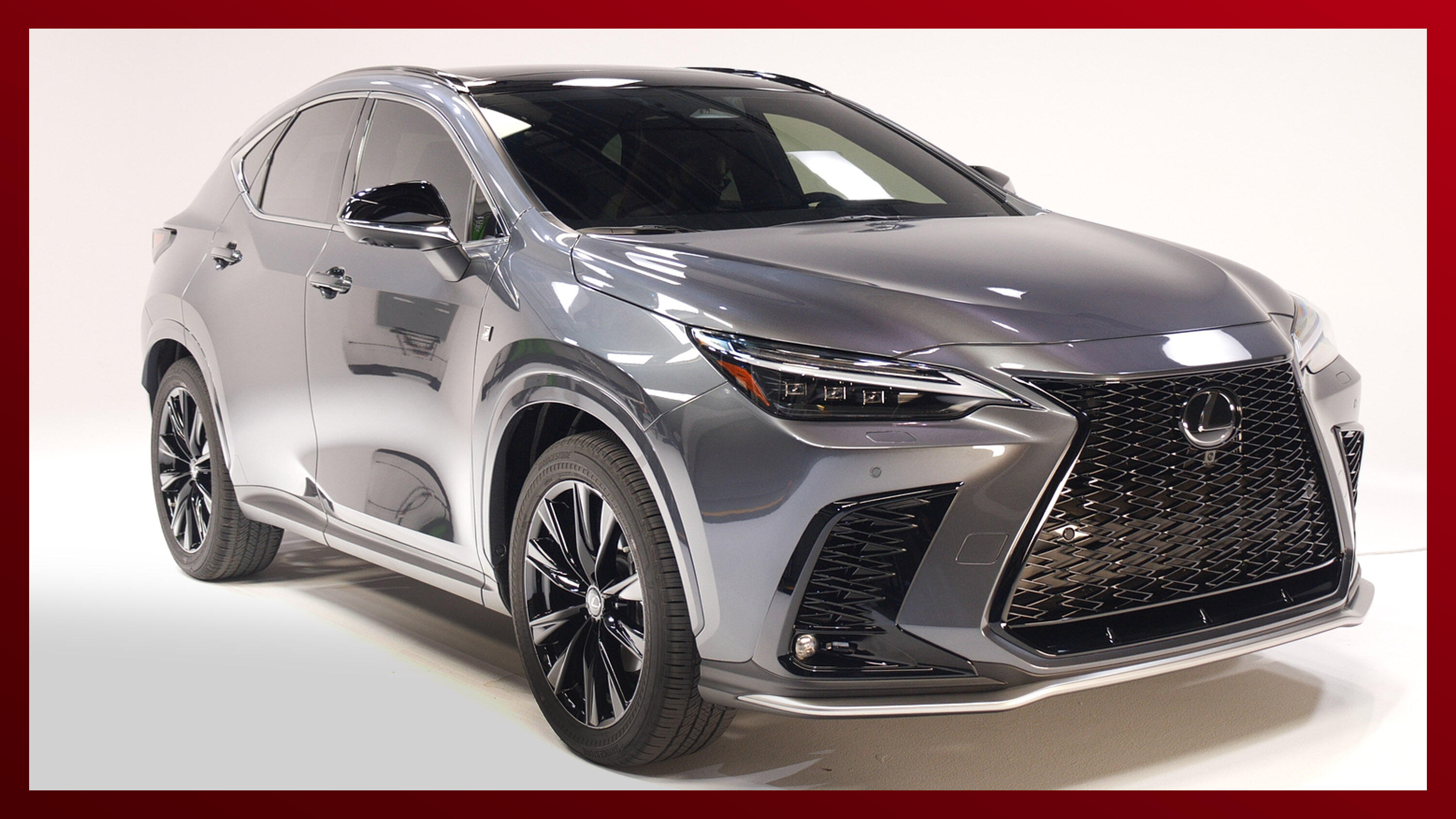 Video: 2022 Lexus NX is the most important Lexus in a long time