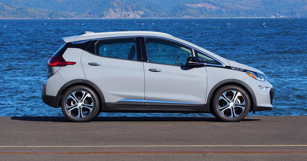 2020 Chevy Bolt Ev First Drive Review More Of What You Need Roadshow
