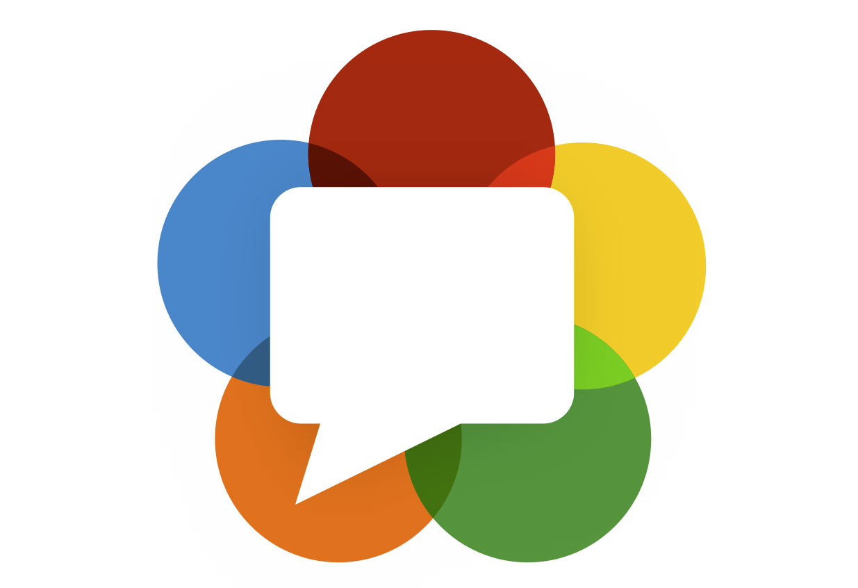 WebRTC lets browsers set up real-time audio and video chats.