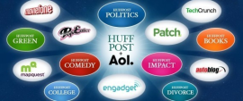 AOL properties in the Huffington Post Group.