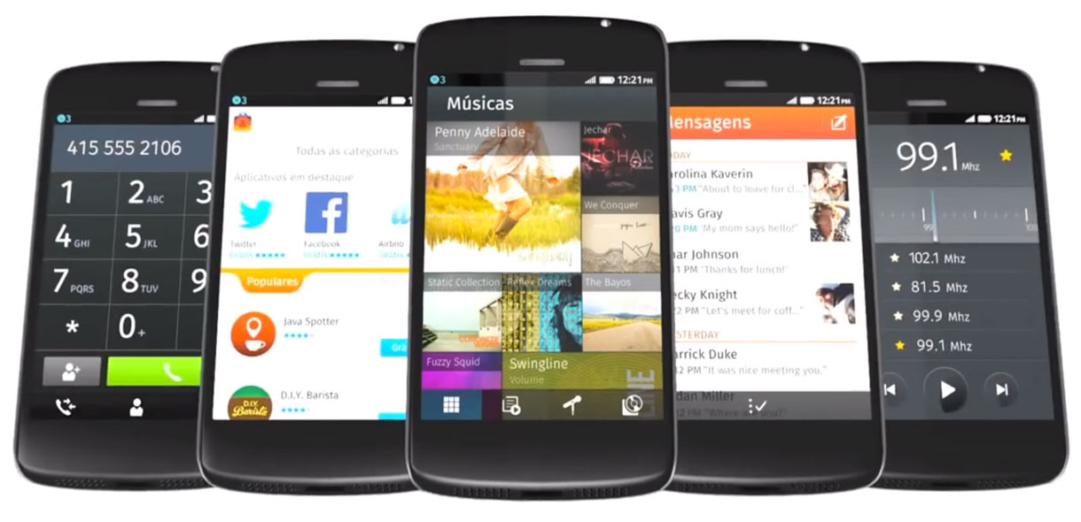 Firefox OS is a smartphone operating system so far aimed at lower-end phones in cost-sensitive markets.