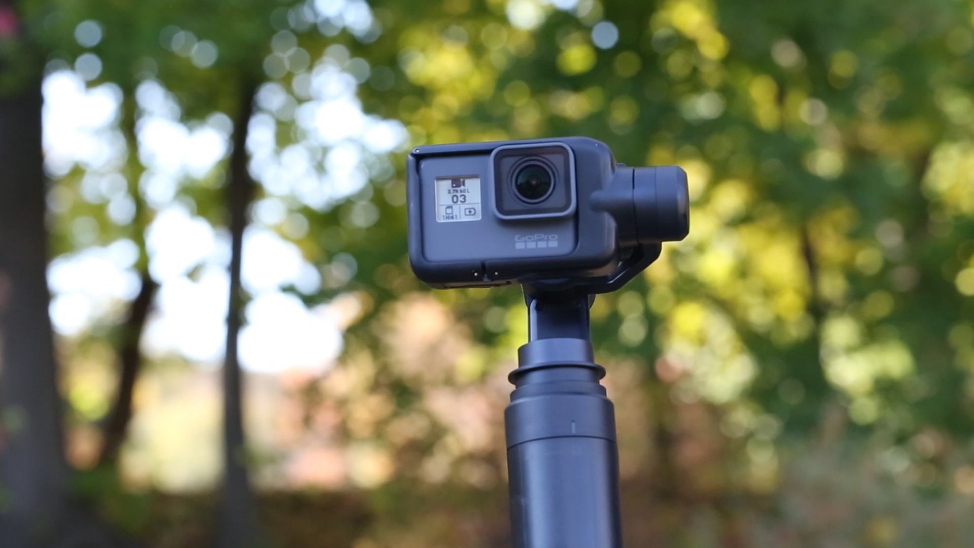 Video: GoPro Karma Grip helps you get a handle on camera shake