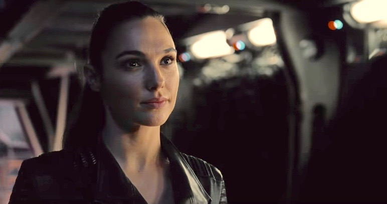 Diana Prince asks for help