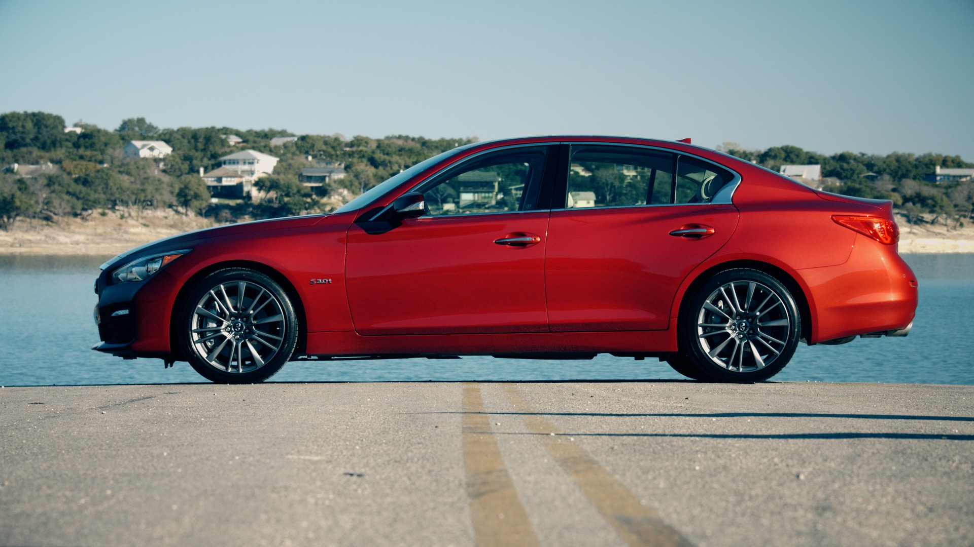 Video: The Infiniti Q50s is like having more than 300 cars in one
