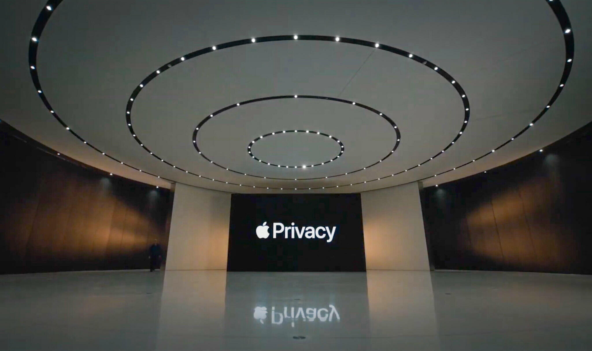 Apple touted its privacy work at its online WWDC event for developers.
