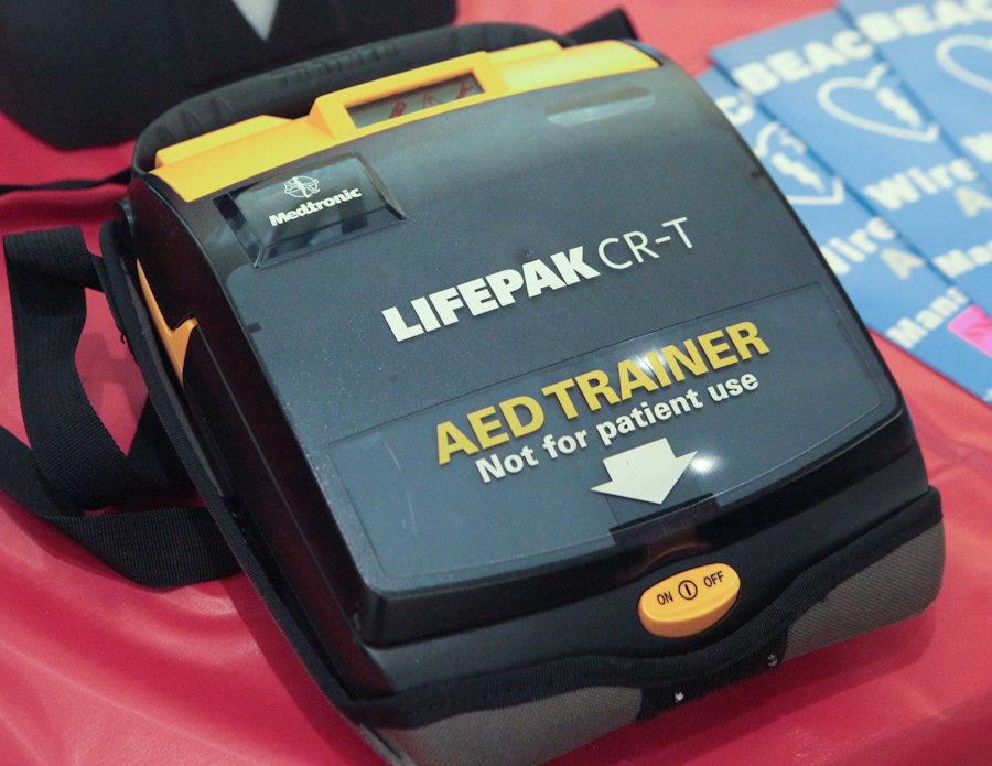 Connected automated external defibrillators