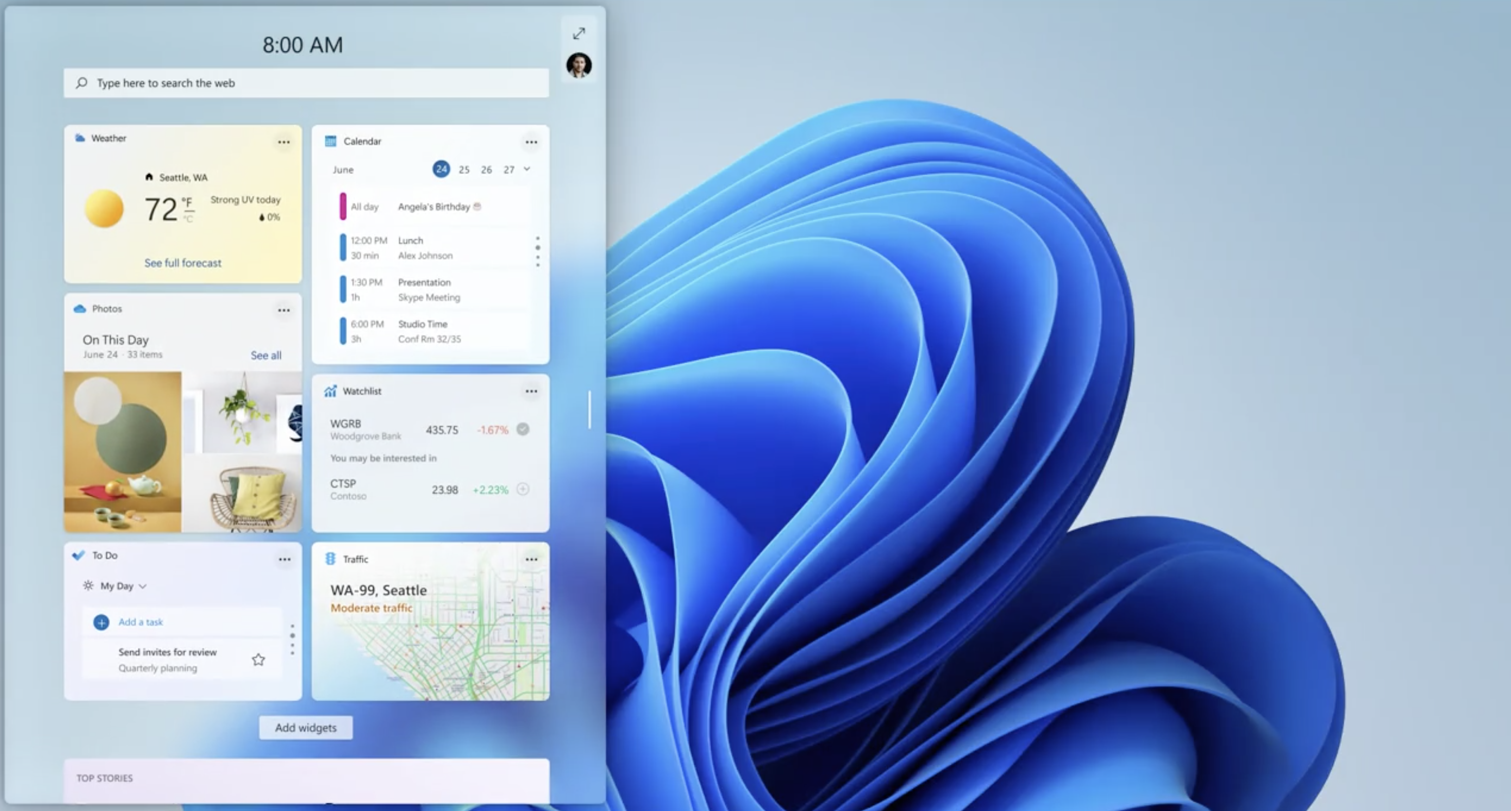 Windows 11 Widgets: A new way to customize your at-a-glance info - CNET