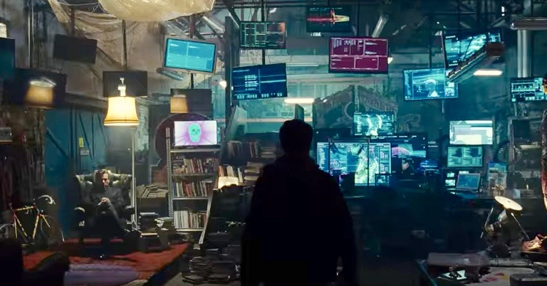 Welcome to The Flash's high-tech lair