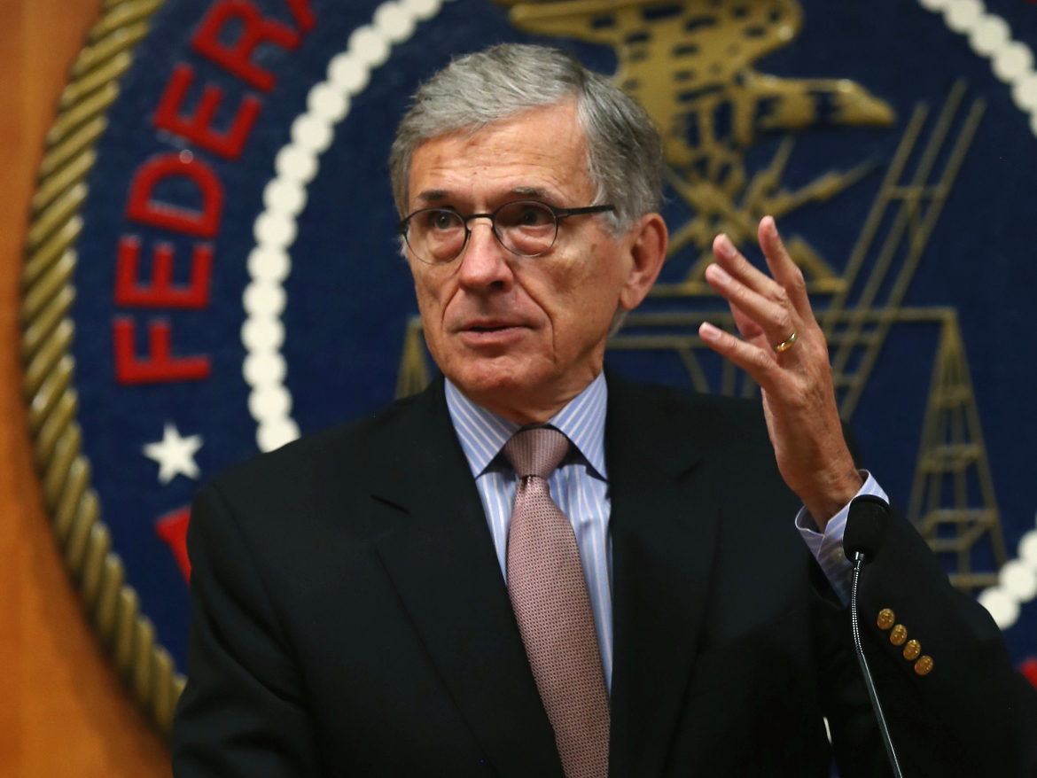 """FCC Chairman Tom Wheeler: """"Broadband has gone from being a luxury to a necessity."""""""