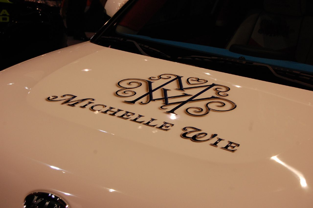 Kia/West Coast Customs Michelle Wie custom Soul