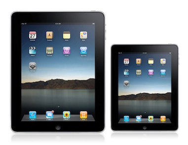 The 7-inch iPad that was killed. Or was it?