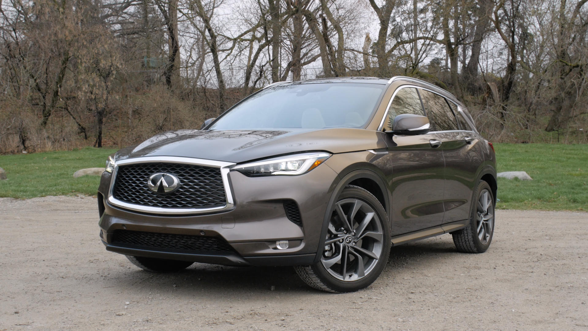 Video: 2019 Infiniti QX50 puts witchcraft in the engine