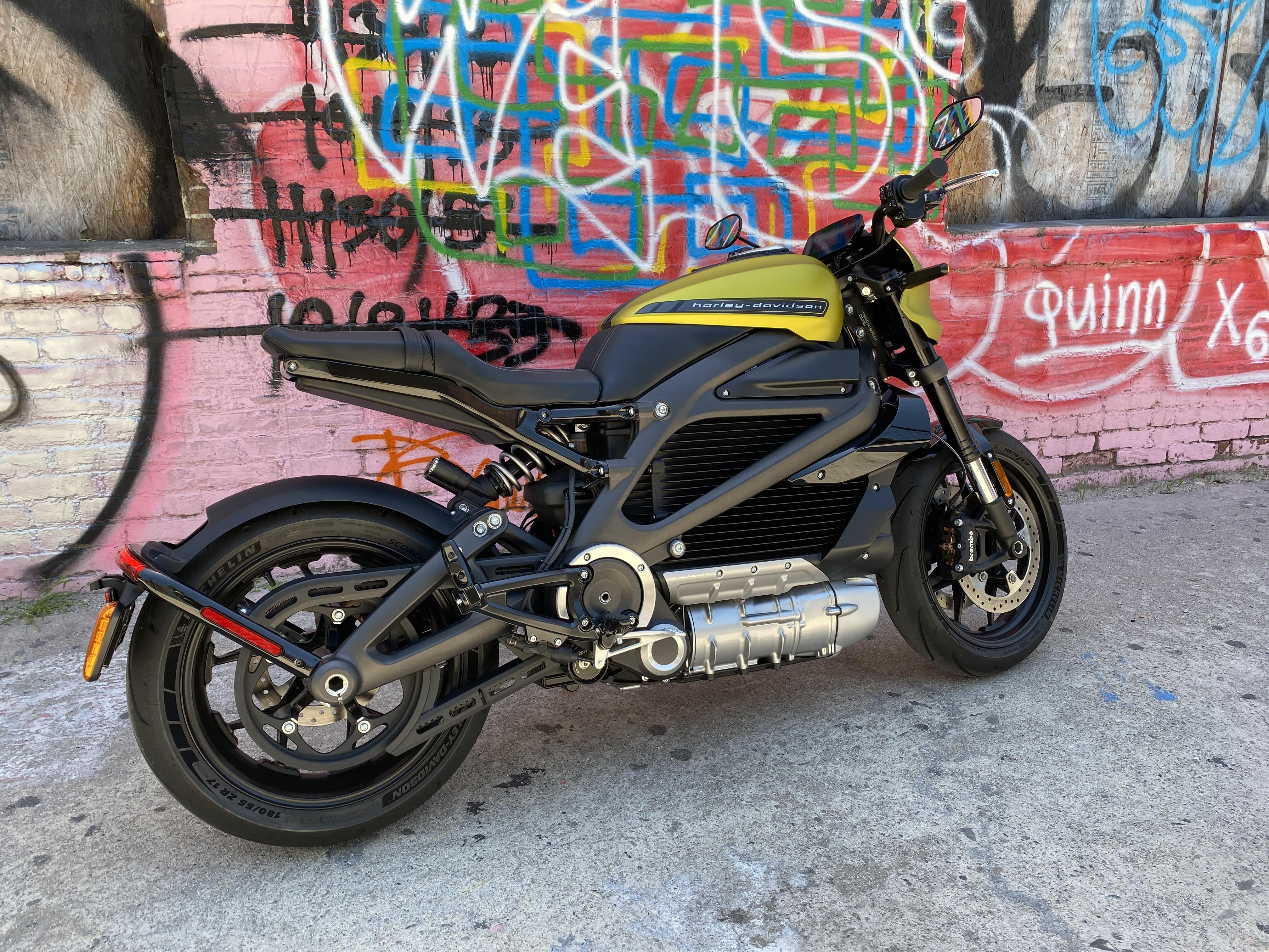 <p>Harley-Davidson's Livewire is no longer just a model, it's a whole brand.</p>