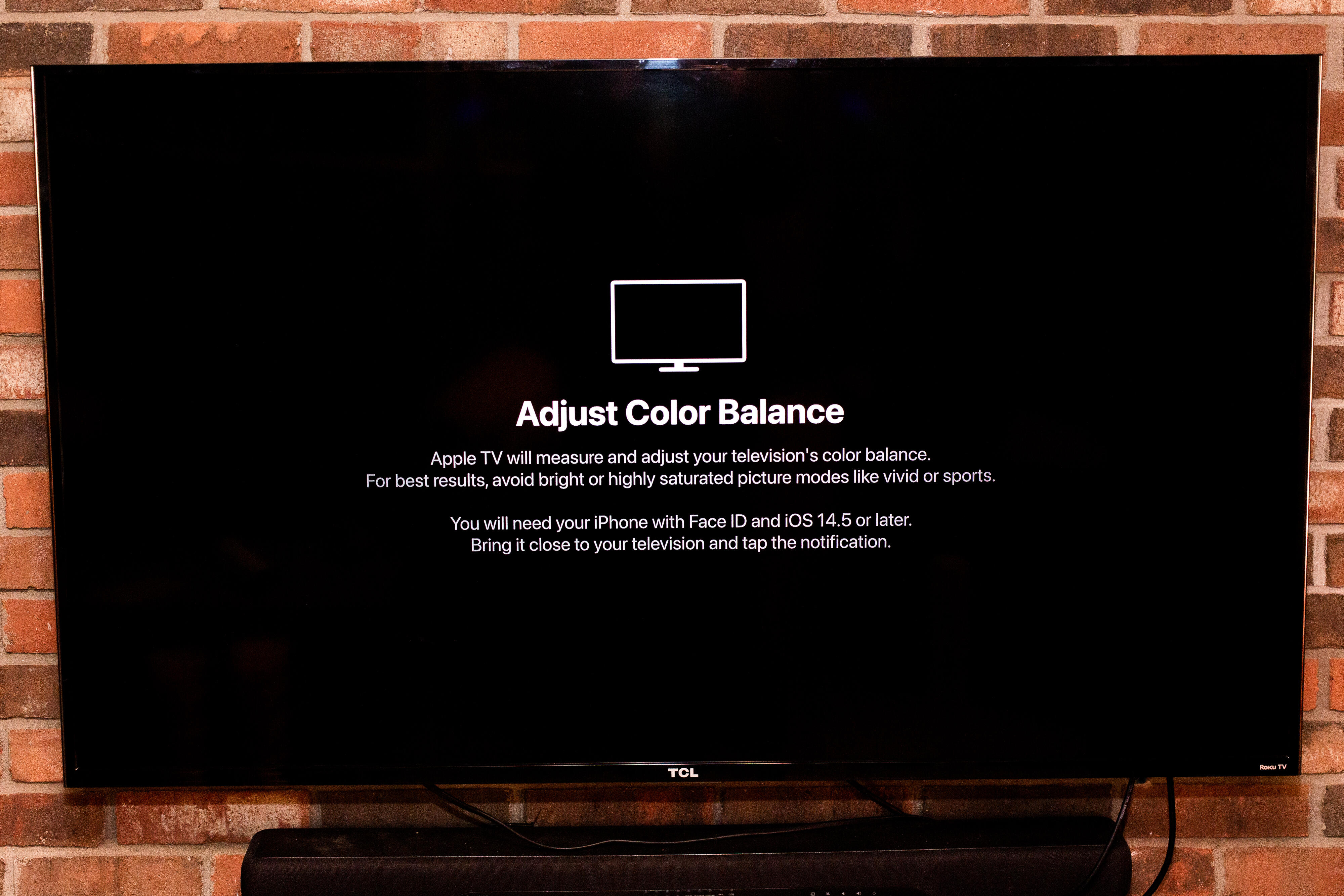 006-apple-tv-screen-calibration-with-ios-14-5-iphone-face-detection-camera