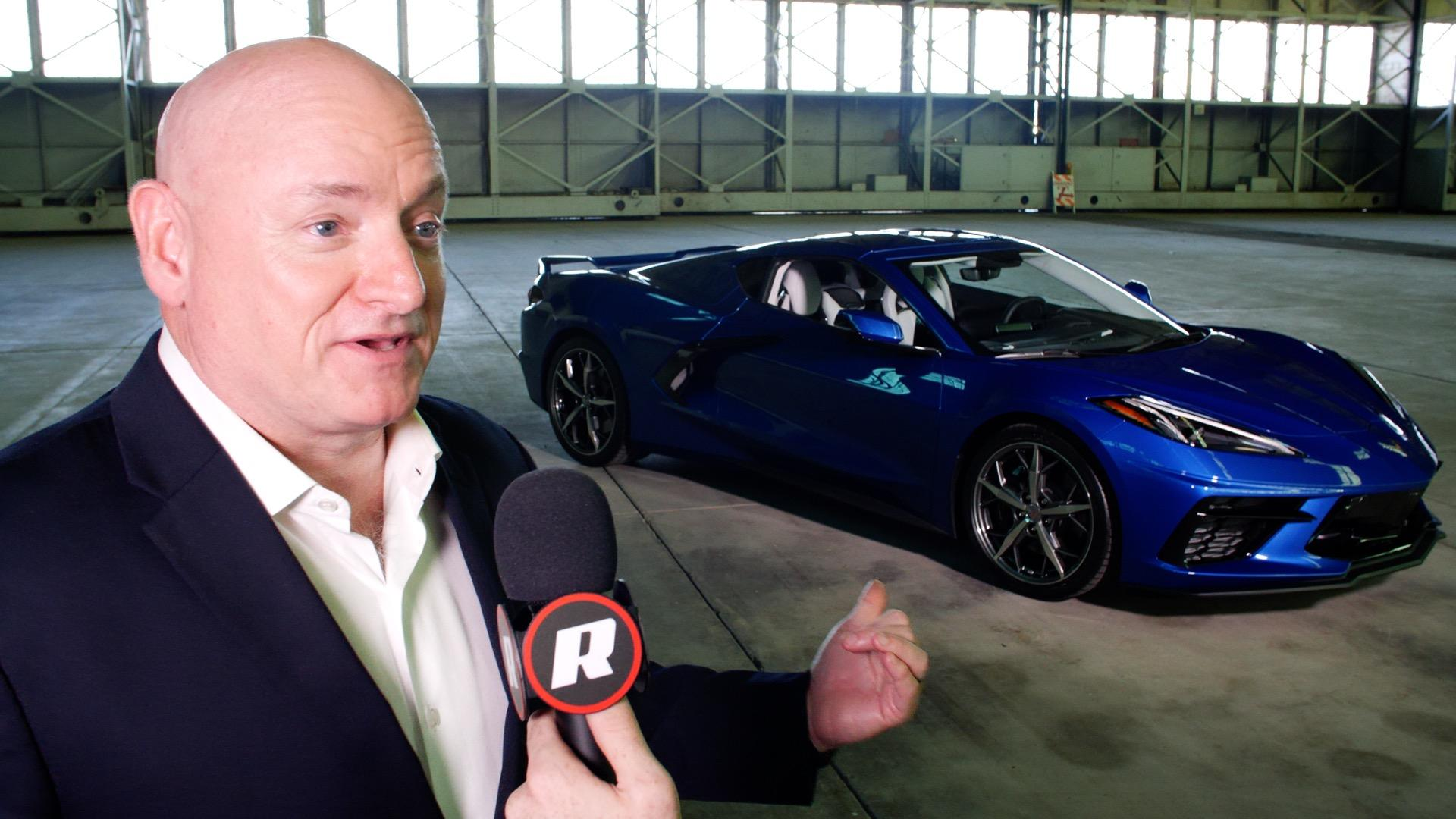 Video: NASA astronaut Scott Kelly on Corvettes, manual transmissions and flat-earthers