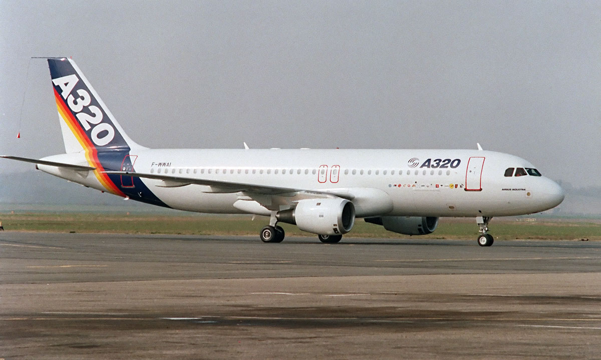 Airbus A320: The first digital airplane