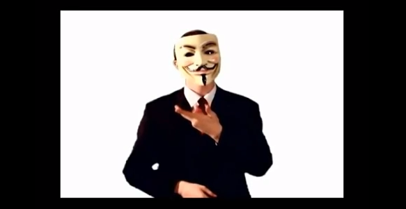 In a recent video, Anonymous makes a vague threat against the Zetas Mexican drug cartel over the alleged kidnap of one of its members.
