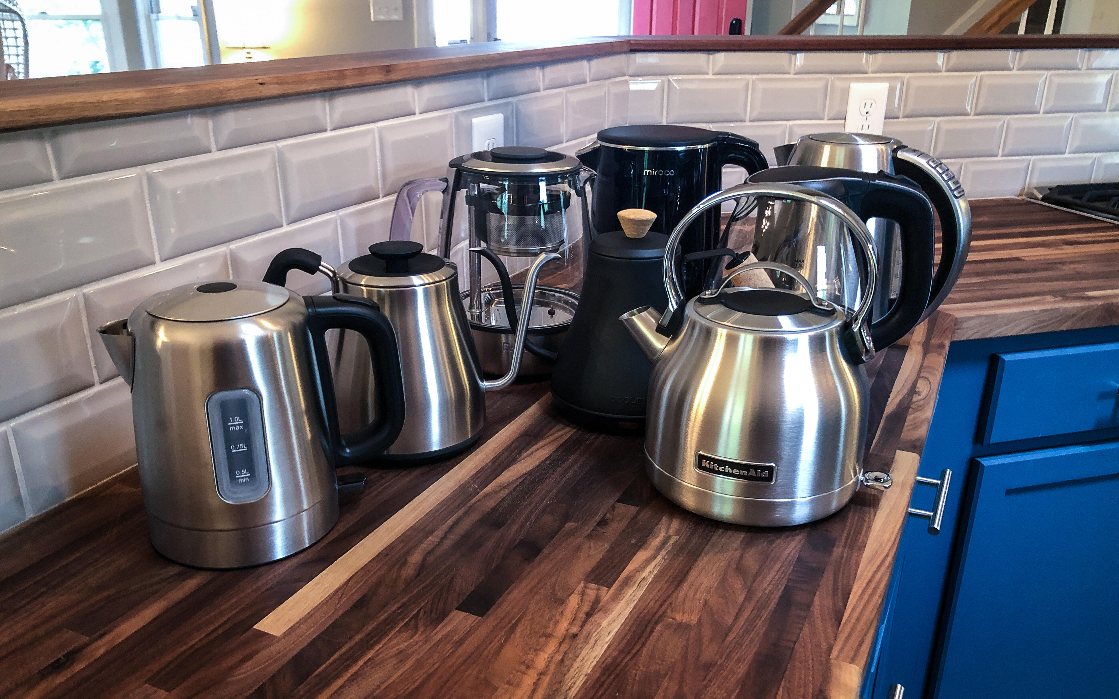 Best electric kettle for 2021