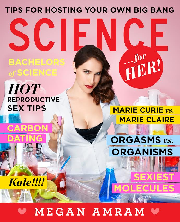 Science... for Her! cover