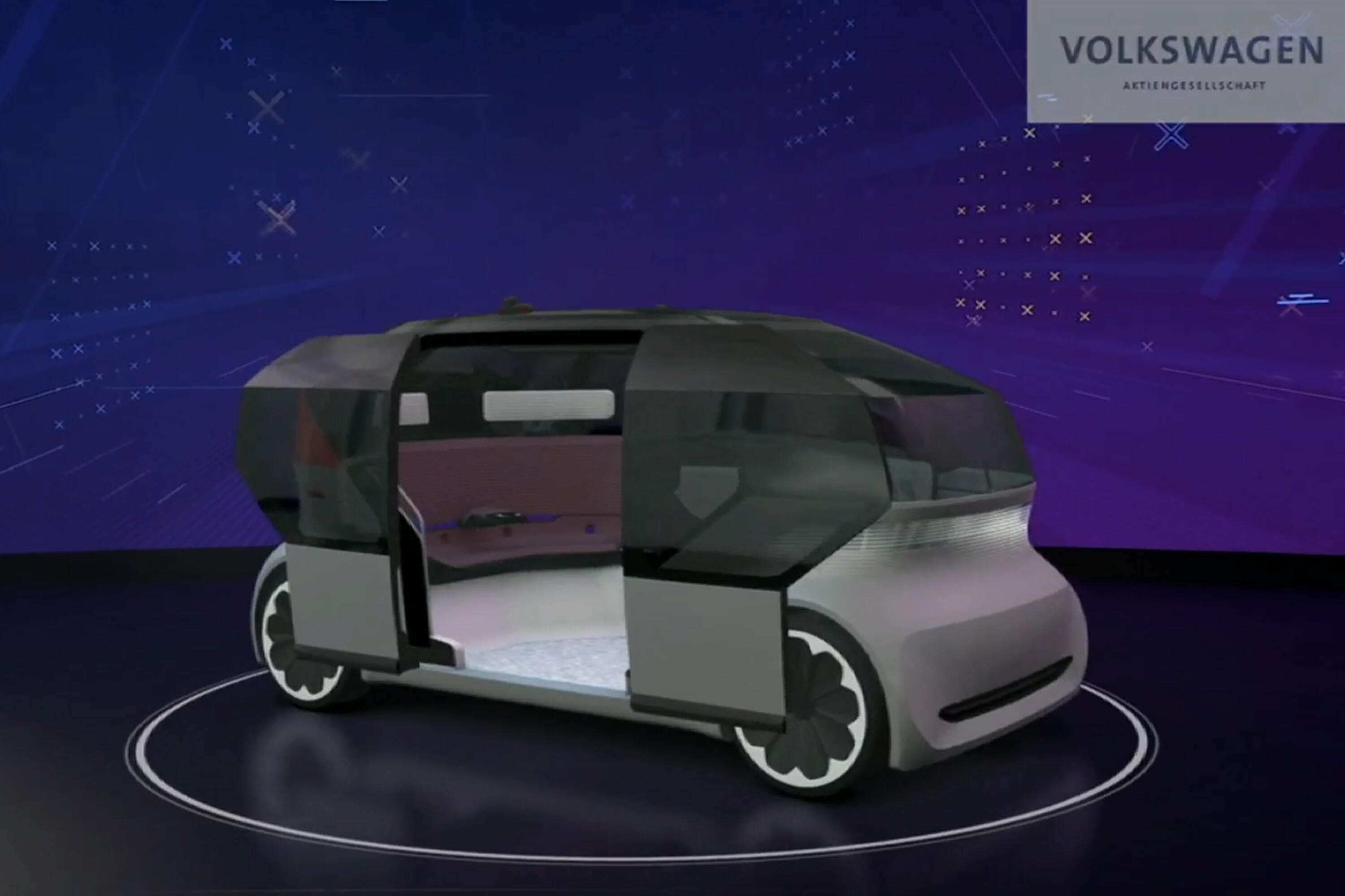 Volkswagen Scalable Systems Platform - future vehicles
