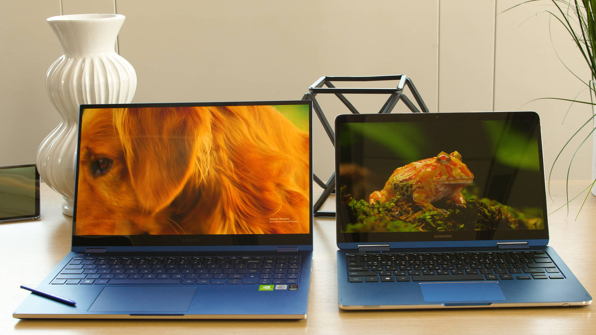 Video: Samsung Galaxy Book Flex and Ion bring some cool exclusive features to its 2020 laptop lineup