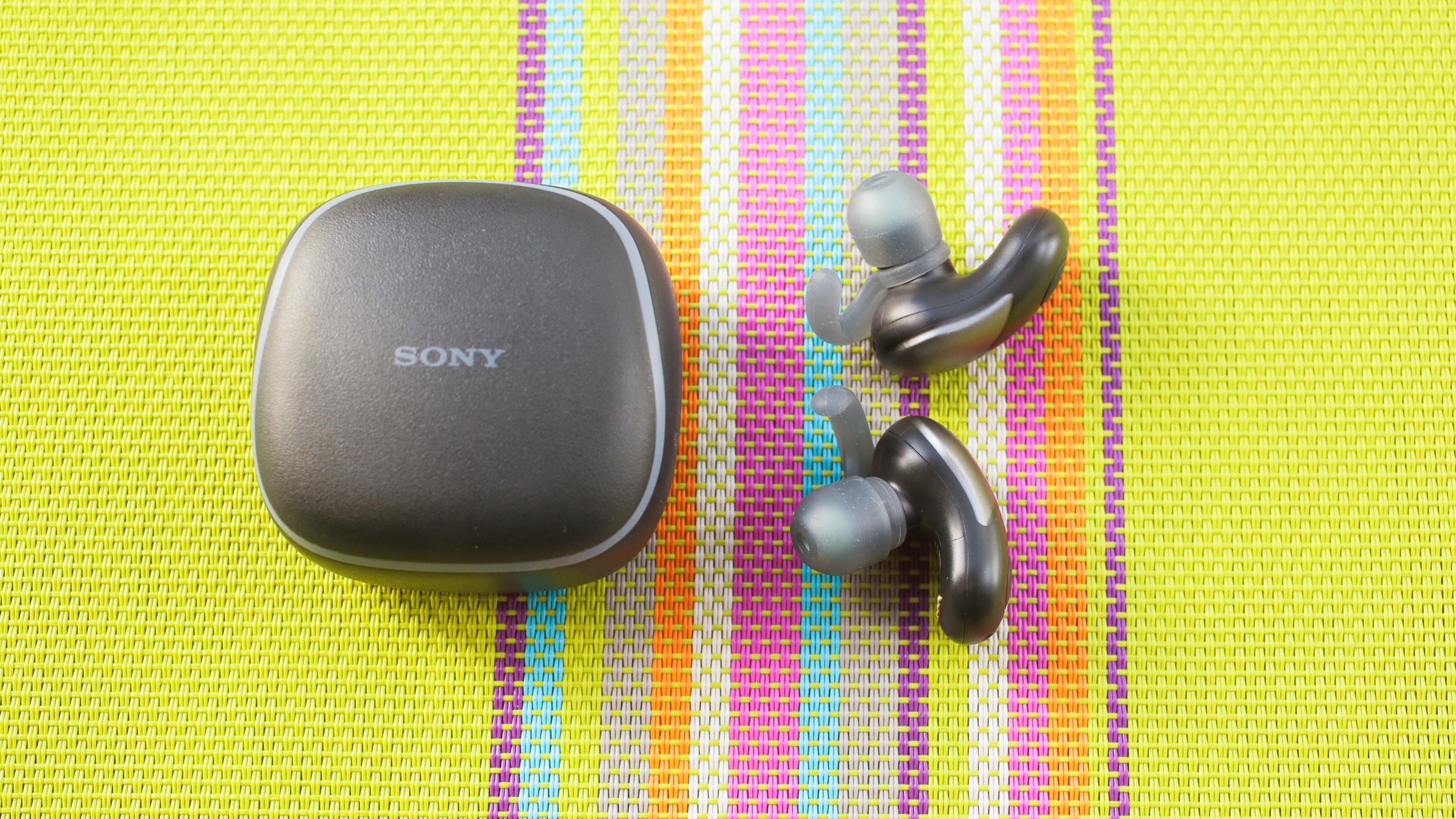 Video: Sony's latest truly wireless earphones are its best yet
