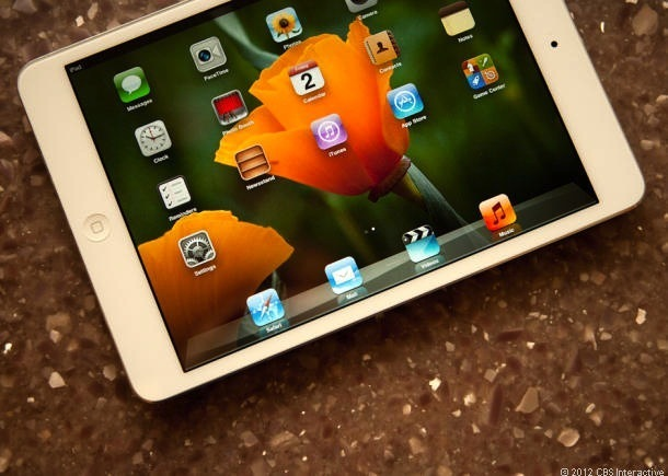 The iPad Mini may be up for a Retina Display this year.