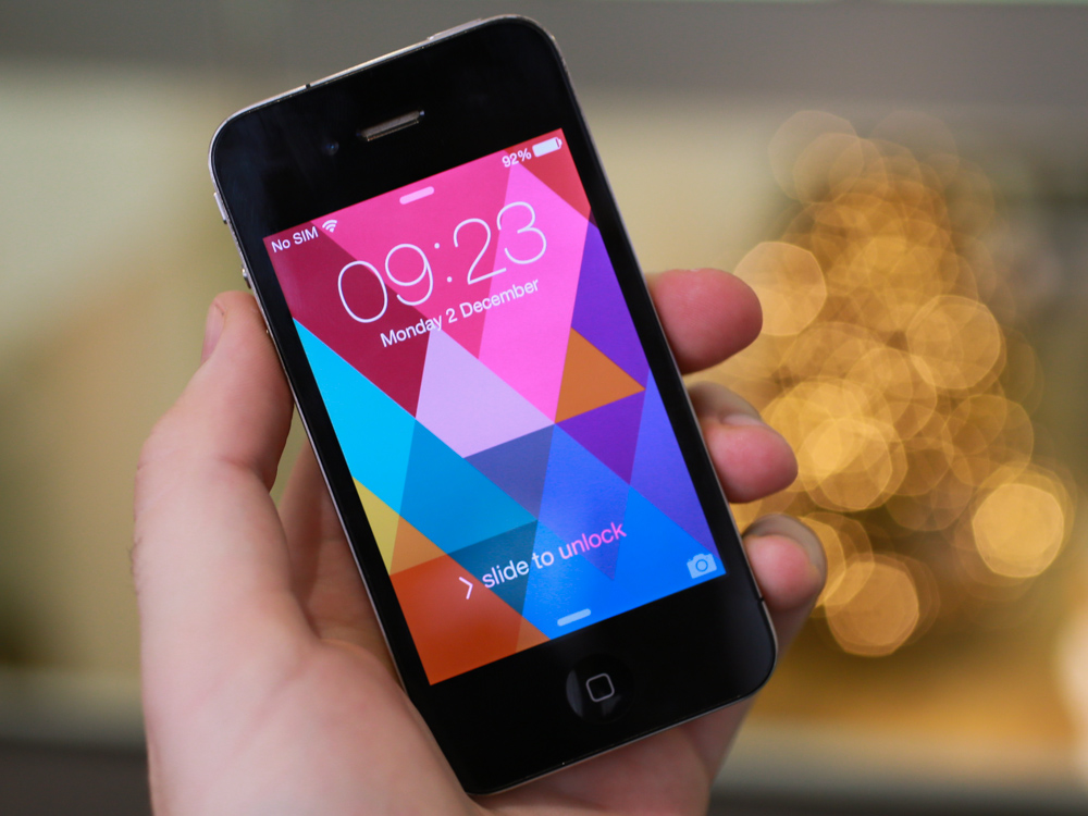 """<p>The iPhone 4 is the best iPhone ever! That's what the<a href=""""http://cnettv.cnet.com/8301-35283_53-57613911/why-the-iphone-4-is-the-best-iphone-ever-video/""""> latest episode of CNET's Adventures in Tech</a> has to say, anyway.   <p>Hit the link below to check out our new iPhone-wrangling video feature, and click through these photos to see Apple's fourth smartphone through the ages, including its unveiling, its launch, the """"antennagate"""" scandal, and iOS 7.</p>"""