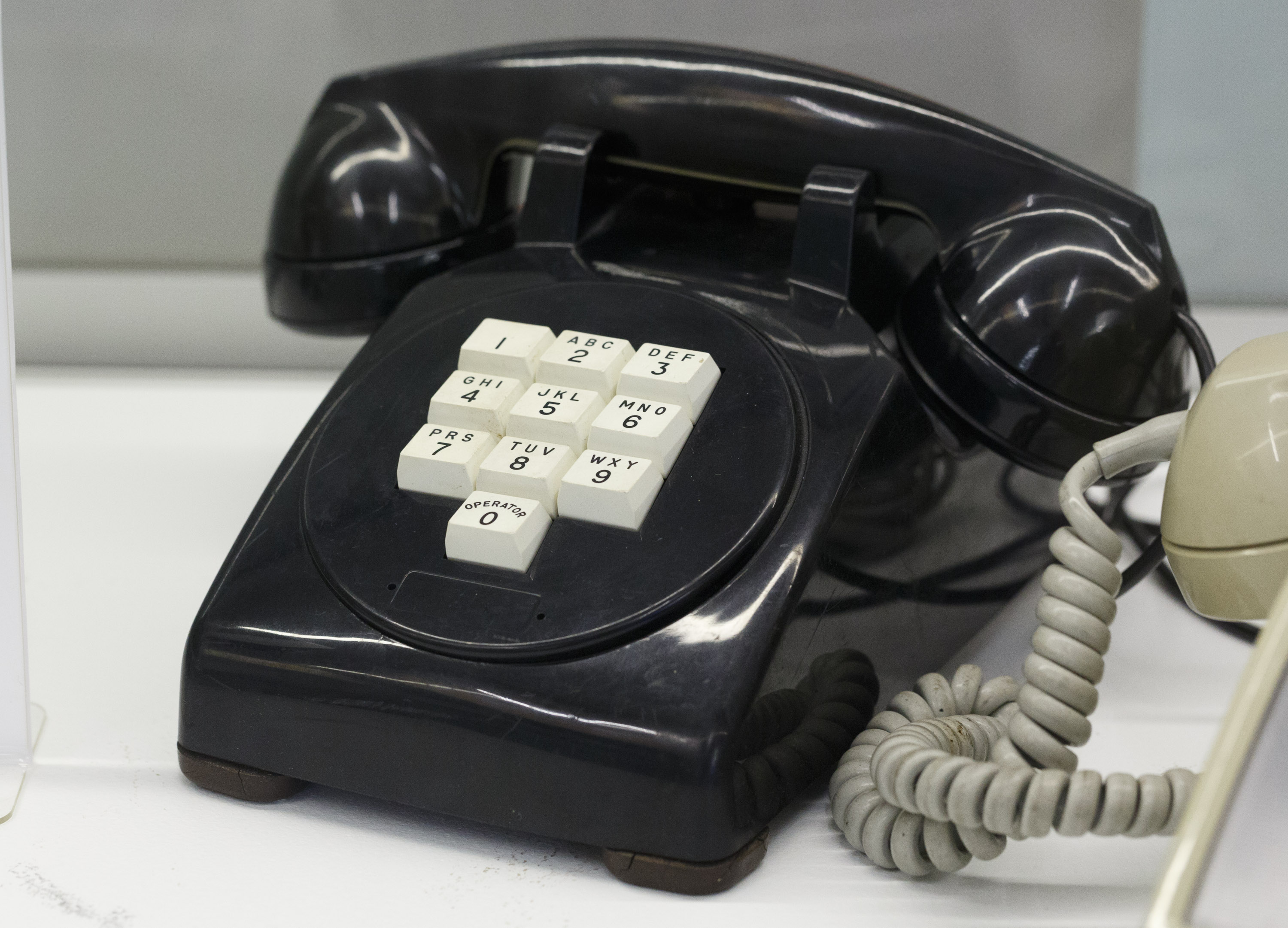 Nokia Bell Labs touch-tone prototype