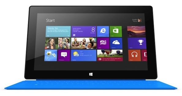 Surface RT: Microsoft said it is still 'committed to the ARM platform.'