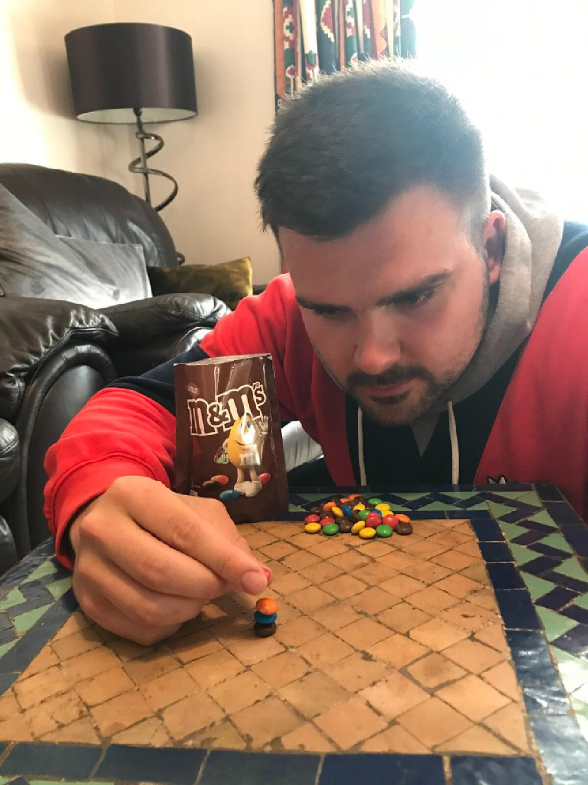 New M&M stacking world record seemed super easy to break -- until I tried it     - CNET