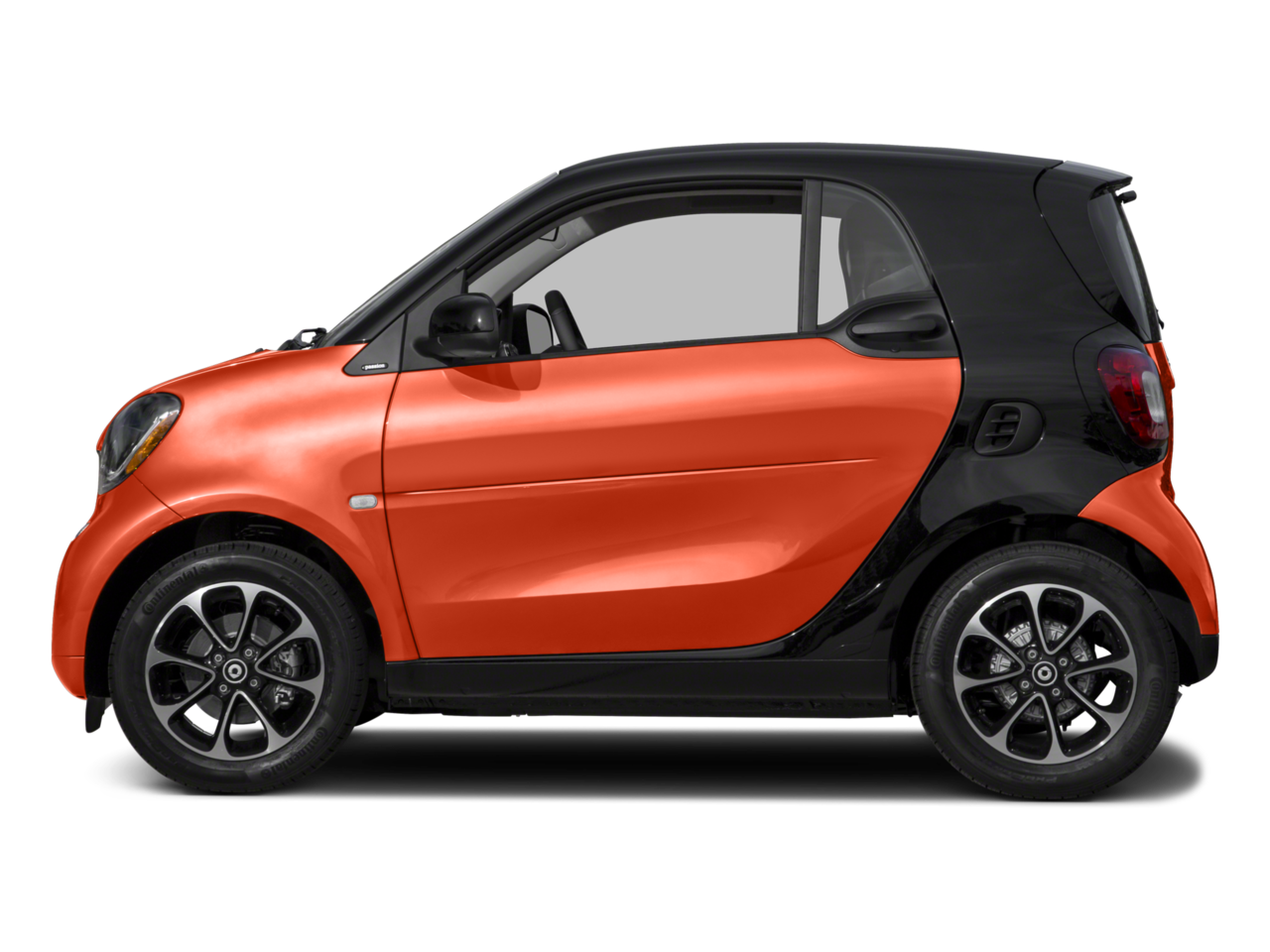 2016 Smart fortwo 2dr Cpe Passion