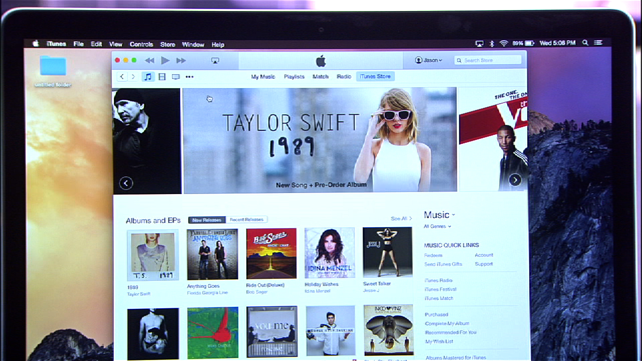 Video: iTunes 12 is easier to use