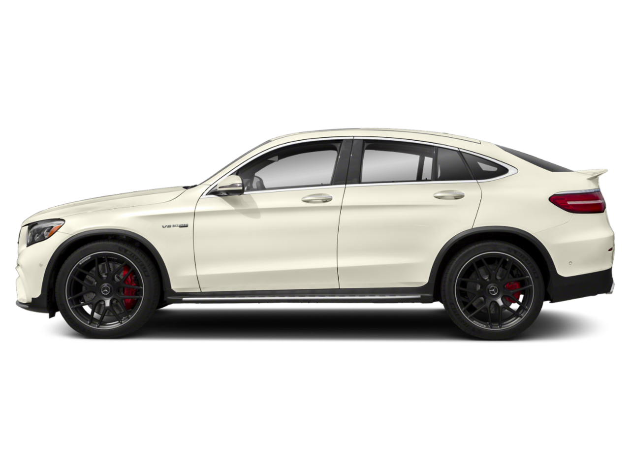 2019 Mercedes-Benz AMG GLC 63 4MATIC+ Coupe