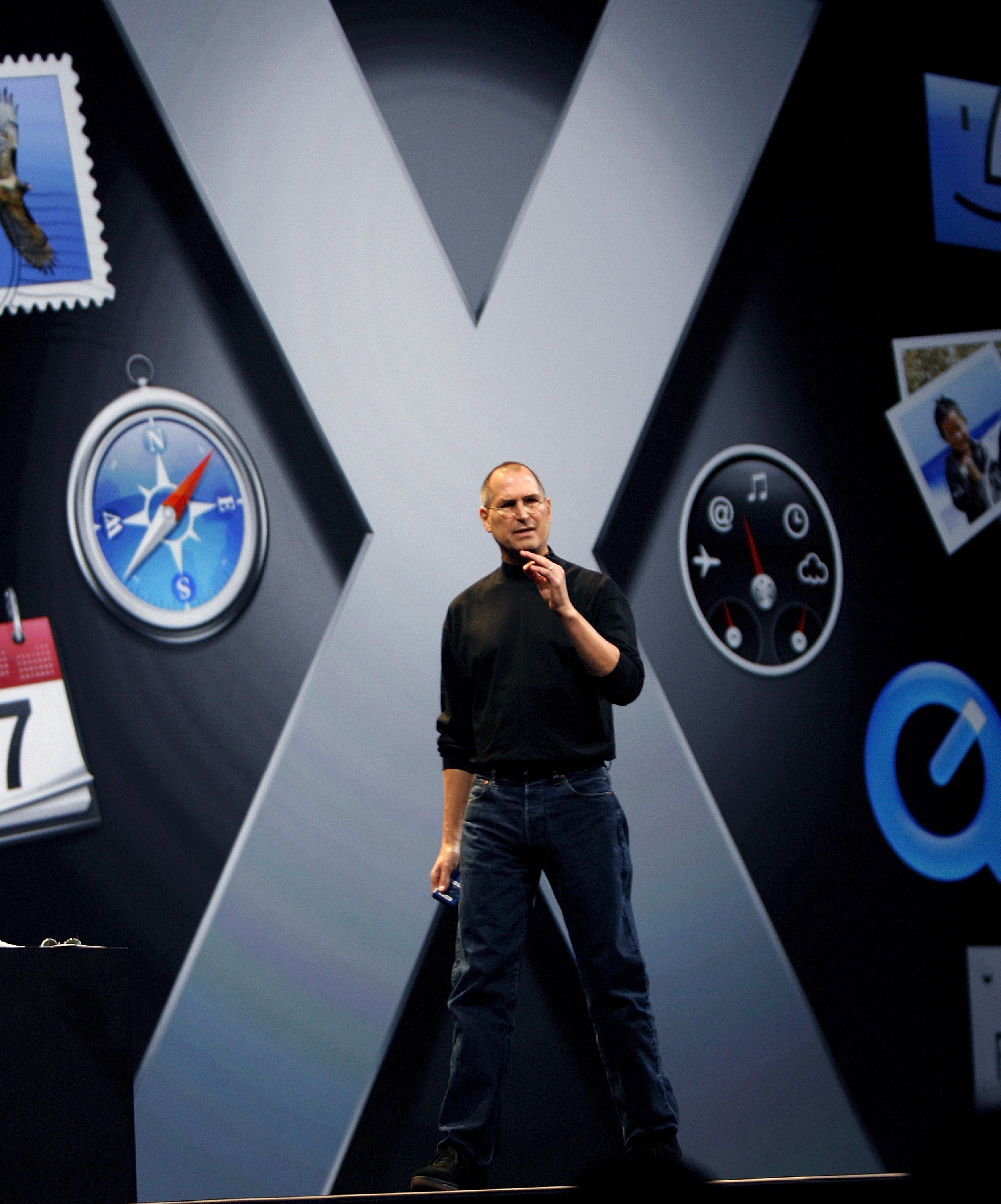 March 2001 - OS X