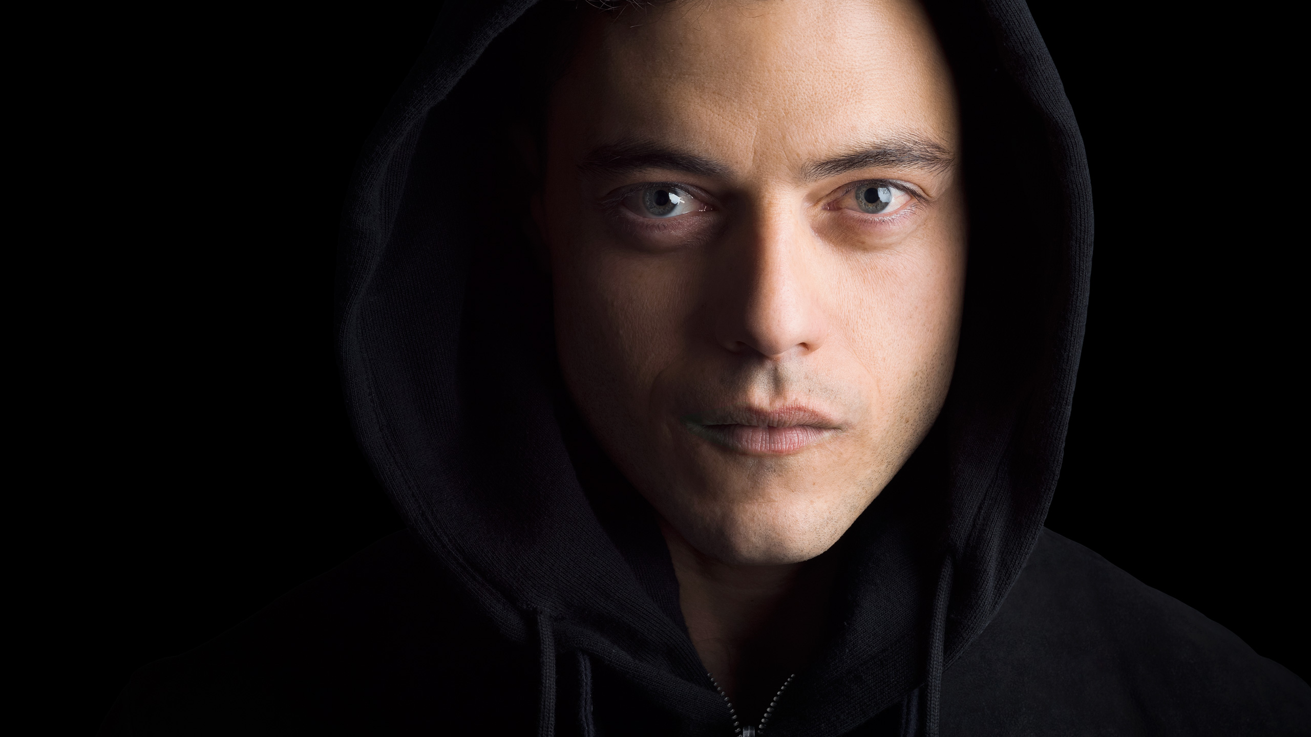 """""""Mr. Robot"""" follows hacker Elliot Alderson (played by Rami Malek) as he takes on the world of capitalism."""