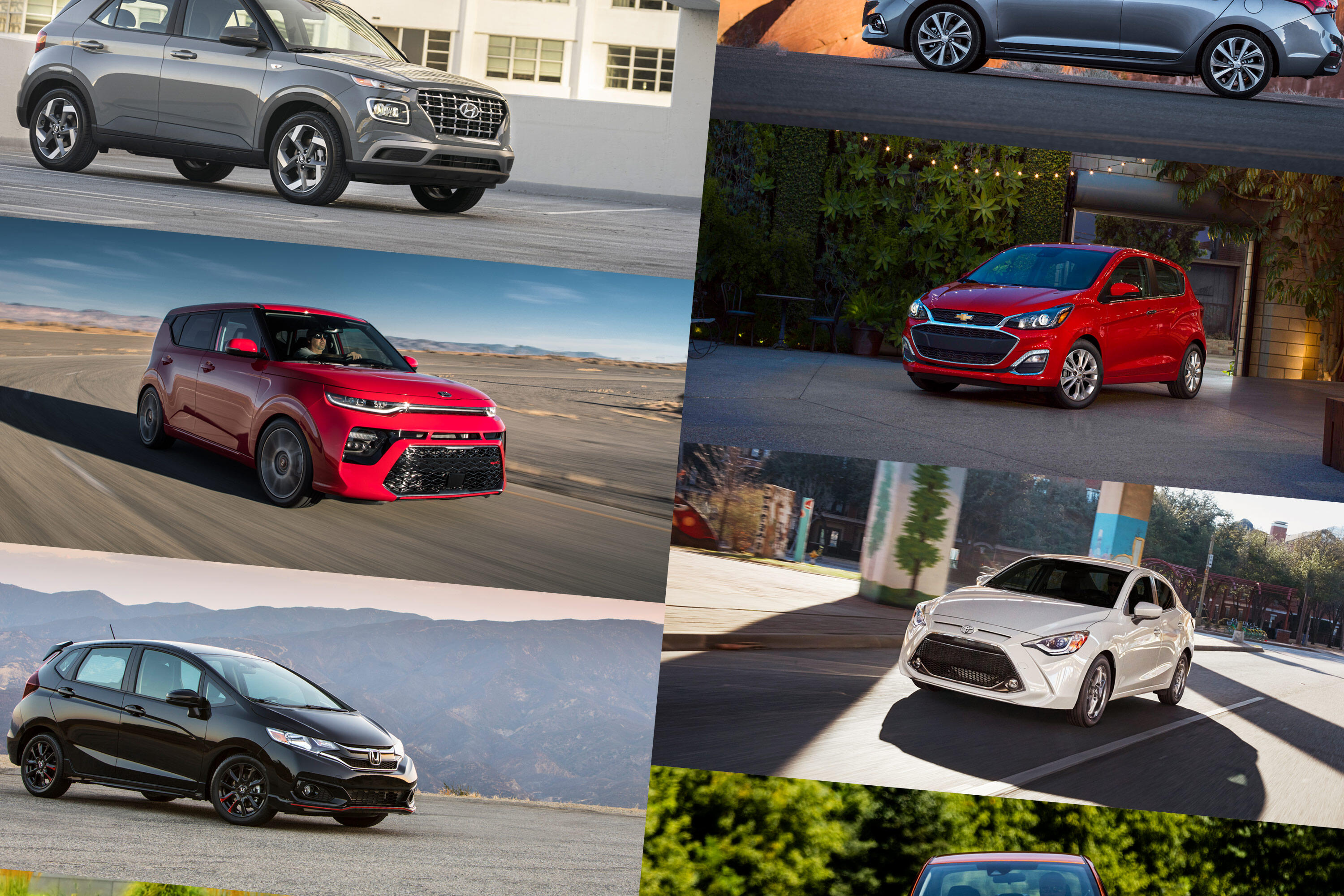 Most-Affordable Small Cars