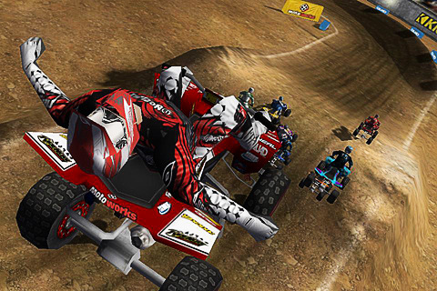 ATV Offroad (and other racing games)