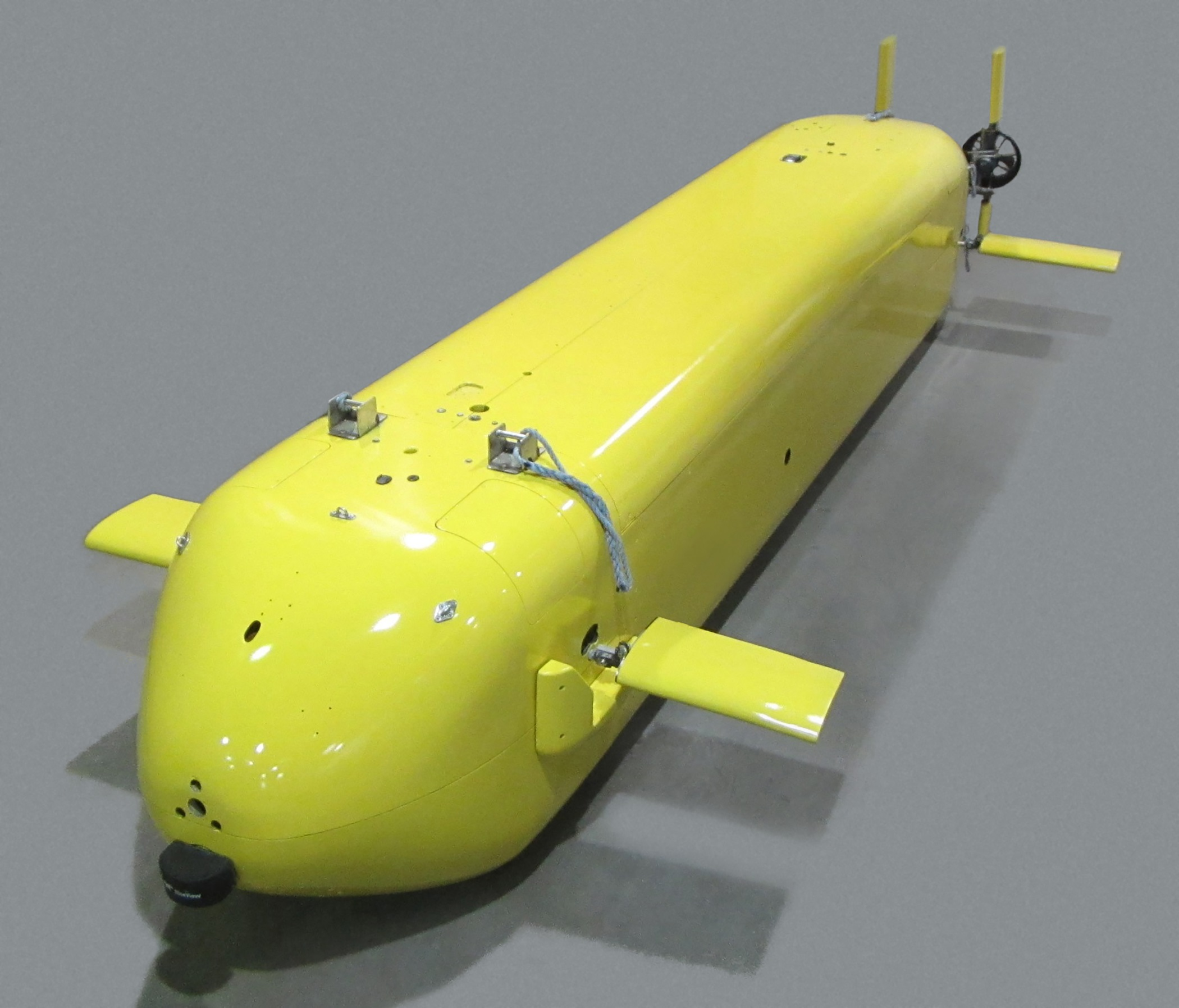 GM Hydrogen Fuel Cell Drone