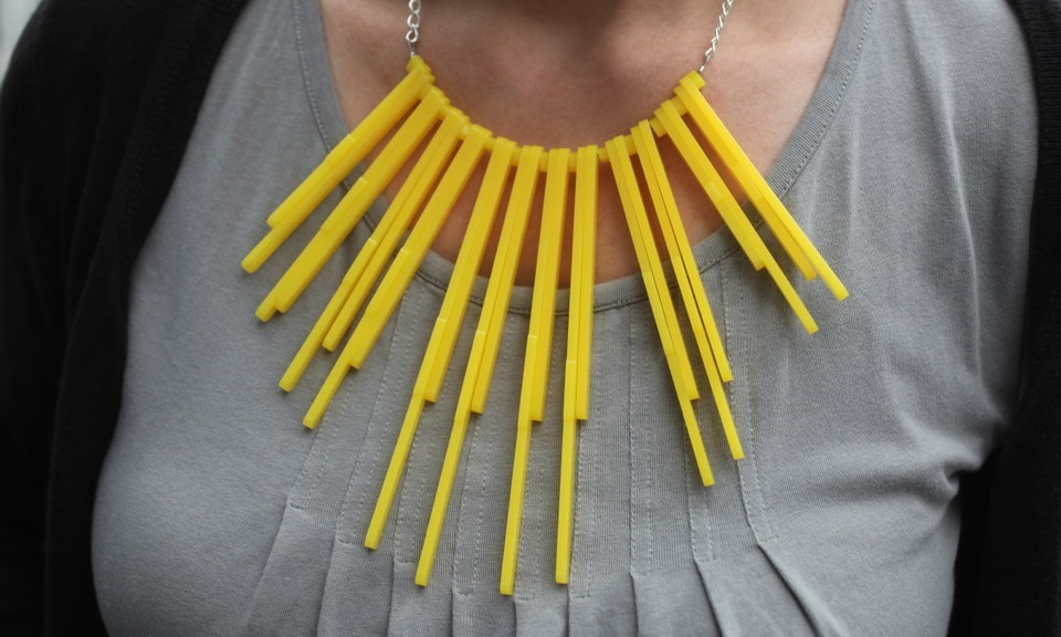 Data Necklace