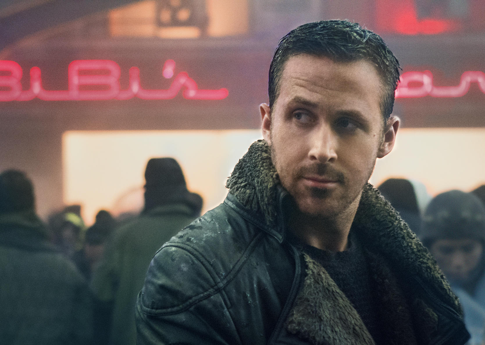 <p>RYAN GOSLING as K in Alcon EntertainmentÕs sci fi thriller BLADE RUNNER 2049 in association with Columbia Pictures, domestic distribution by Warner Bros. Pictures and international distribution by Sony Pictures Releasing International.</p>