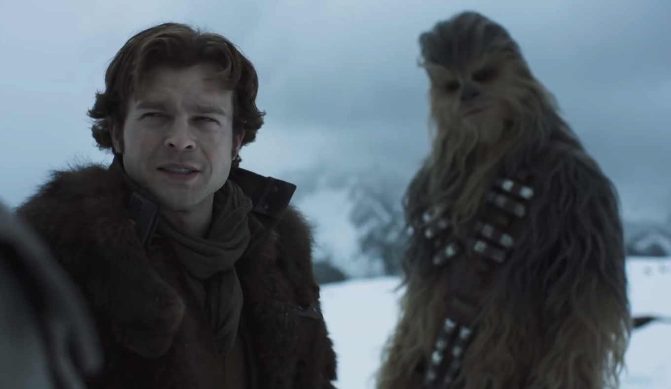 Solo: A Star Wars Story: May 25
