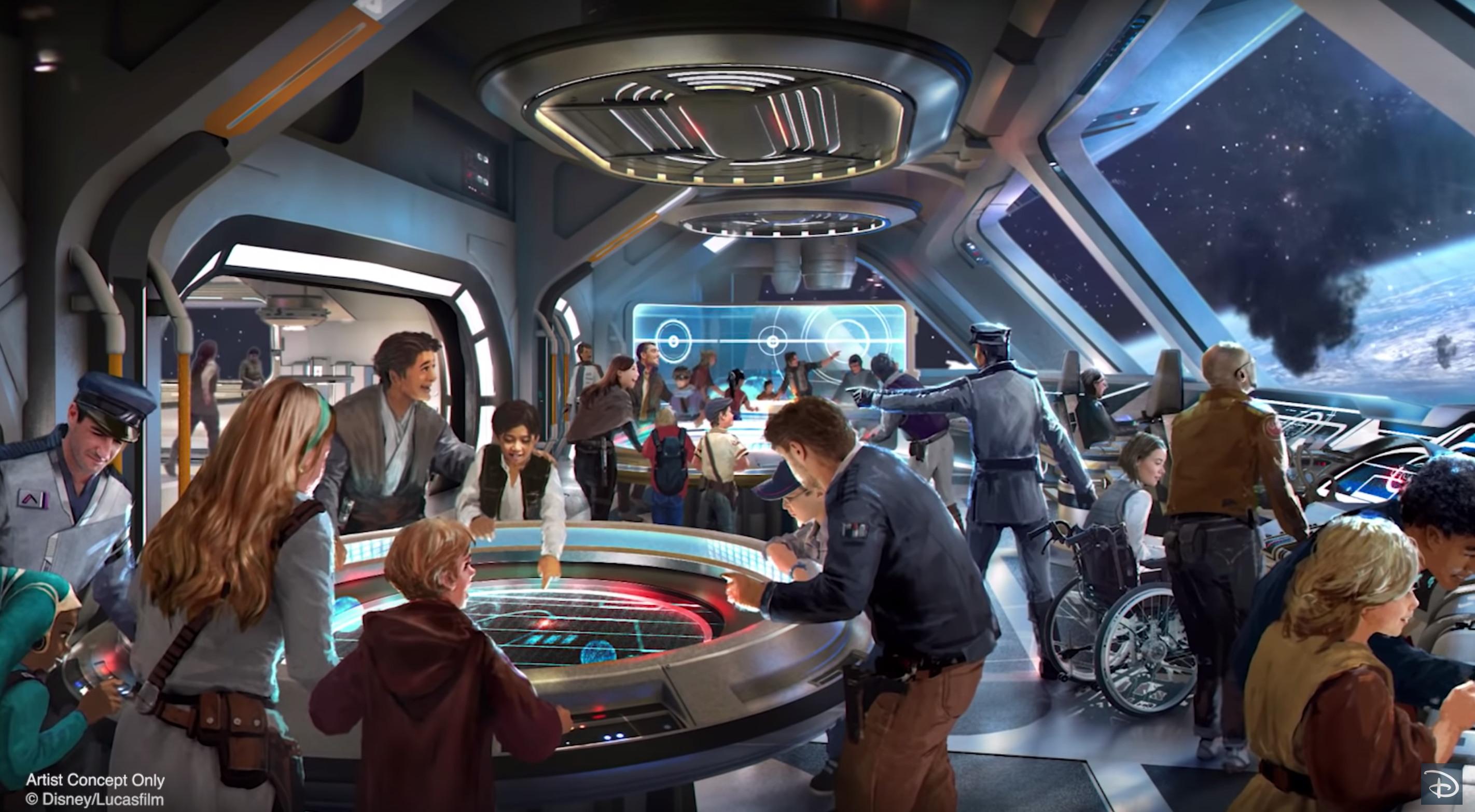 The pricing for Disney World's new Galactic Starcruiser Star Wars hotel have finally been released.