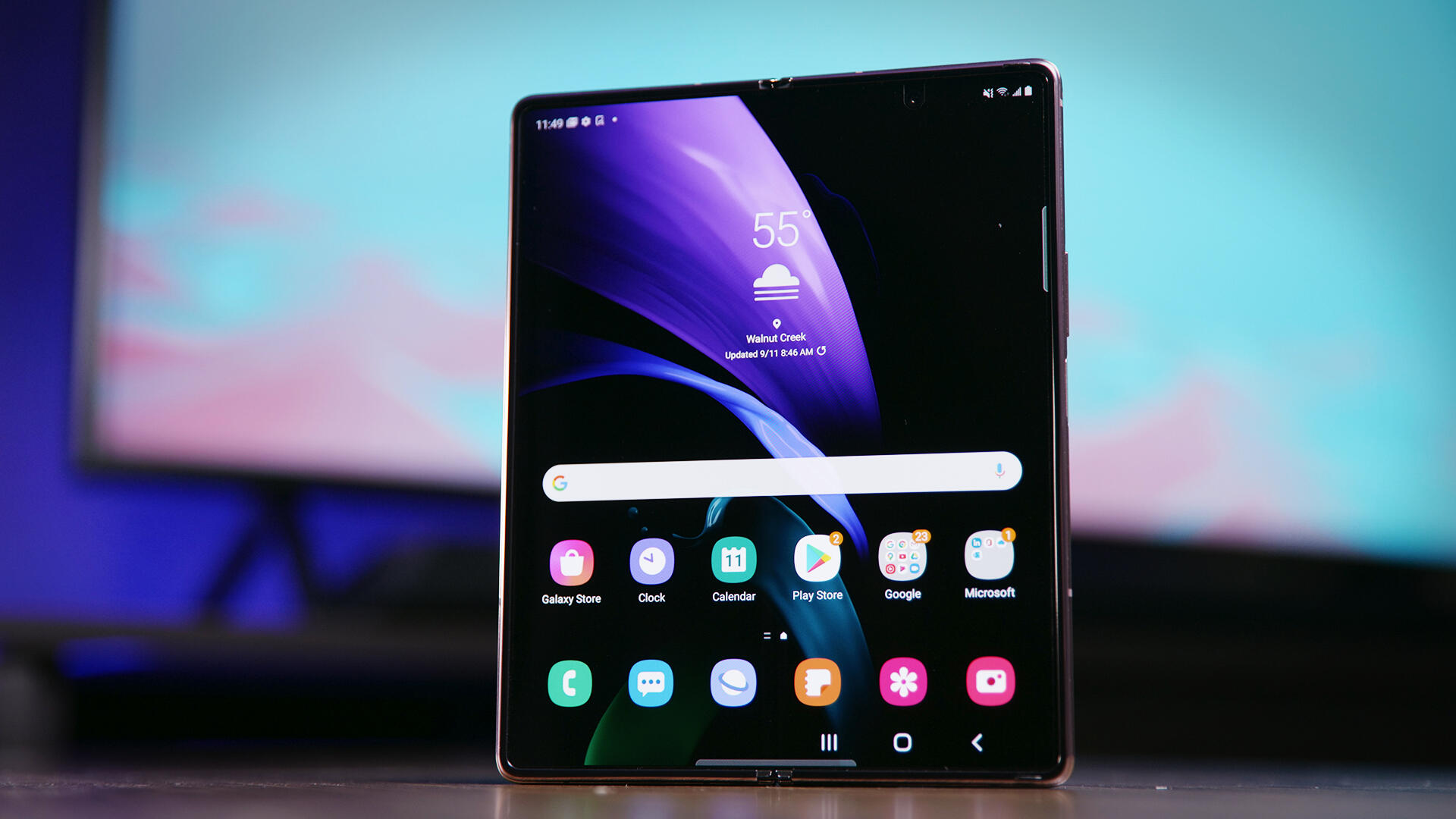 Galaxy Z Fold 2 All The Ways This Foldable Do Over Improves On The Original Cnet